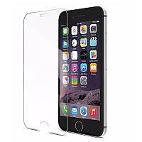 Защитное стекло Glass на iPhone 6 Plus 7 Plus 8 Plus 0.18 mm Прозрачное 13342, КОД: 222198