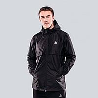 Куртка ветрозащитная мужская Peak Sport F281027-BLA M Черный 6926992954302, КОД: 1345323