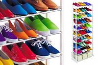 Полки для обуви shoe rack, Органайзер стойка для обуви