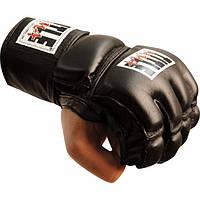 "Кожаные Перчатки для ММА ""TITLE MMA"" mixFIGHT"