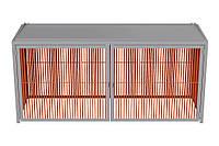 Пергола на 3 контейнера закрытая Kidigo (32204)