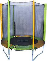 Батут KIDIGO 183 см. с защитной сеткой (61005)