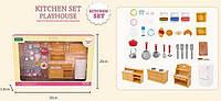 """Набор мебели для кухни Т 04 (36) """"Счастливая семья"""", в коробке"""