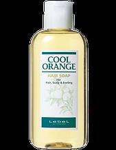 "Шампунь для волос ""Холодный Апельсин"" Lebel Cool Orange Shampoo Hair Soap 200 мл."