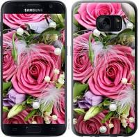 Чехол EndorPhone для Samsung Galaxy S7 G930F Нежность 2916c-106, КОД: 1016928