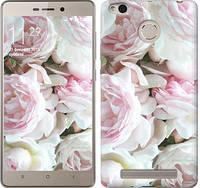 Чехол EndorPhone на Xiaomi Redmi 3s Пионы v2 2706m-357, КОД: 1017771