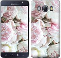 Чехол EndorPhone для Samsung Galaxy J5 2016 J510H Пионы 2706m-264, КОД: 1018098
