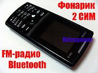 Мобильный телефон Sonoc C3322 +ПОДАРОК! на 2SIM-карты