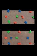 Траверсная стена «Шаги» Kidigo (SDS03), для развития Вашего ребенка.