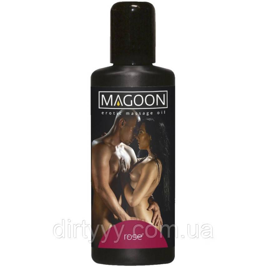 Эротическое массажное масло -  Rose Erotik-Massage-Öl 100ml