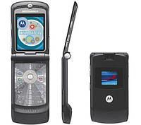 Мобильный телефон-раскладушка Motorola Razr V3 (США)