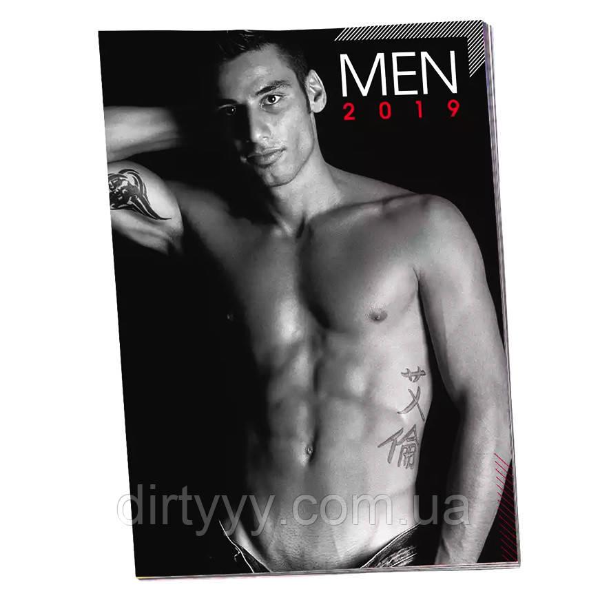 Календарь - PIN UP soft 2019 GR Kalender Men