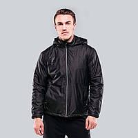 Куртка ветрозащитная мужская Peak Sport F273131-BLA S Черный 6948430914891, КОД: 1345330