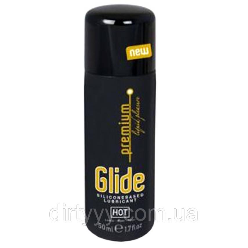 Лубрикант на силиконовой основе - Premium Silicone Glide, 50 мл