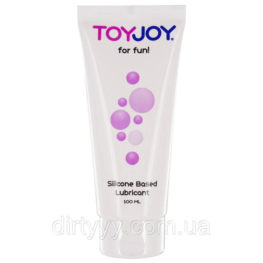 Лубрикант на силиконовой основе Toyjoy Silicone Lube 100ml