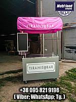 Торговая тележка РТТ-2 (1100мм.), фото 1