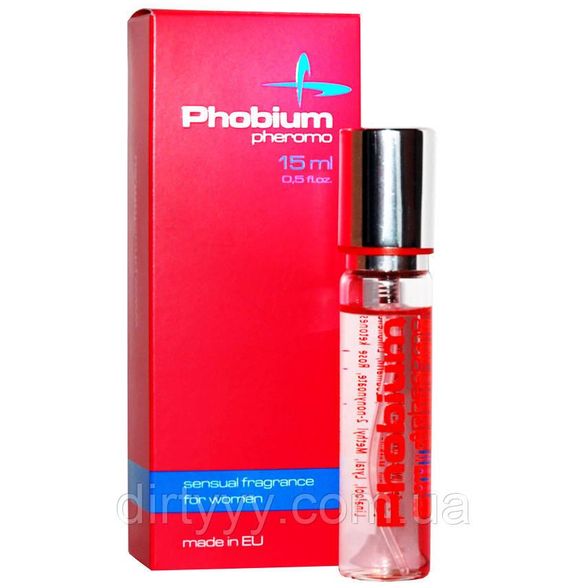 Духи с феромонами женские PHOBIUM Pheromo for women, 15 мл