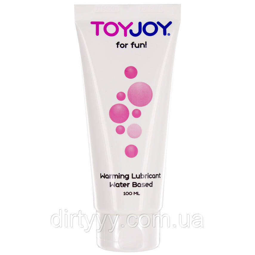 Лубрикант с согревающим эффектом Toyjoy Warming Lube 100ml
