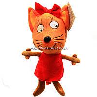 Мягкая игрушка «Три кота». Любимая игрушка 24956-1 Карамелька - 25 см