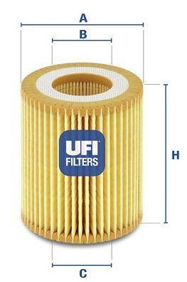 Масляный фильтр SUZUKI SX4 (EY, GY) / VAUXHALL VECTRA Mk II (C) (Z02) 1997-2015 г.