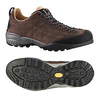 Чоловічі трекінгові кросівки Scarpa Zen Leather 39.5 Brown, КОД: 1320041