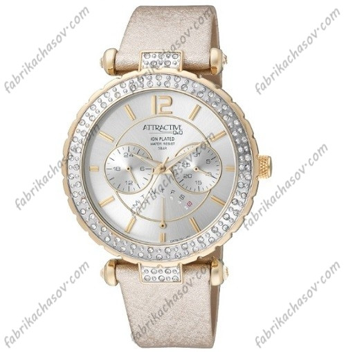 Женские часы Q&Q ATTRACTIVE DA79J101Y