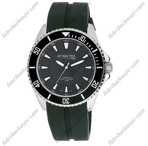 Мужские часы Q&Q ATTRACTIVE DF00-302