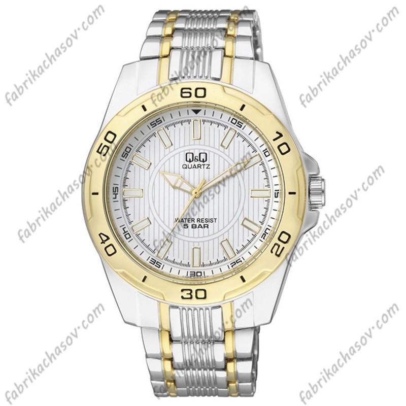 Мужские часы Q&Q F496-401
