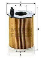 Масляний фільтр FORD AUSTRALIA / SANTANA / GAZ / FIAT / CITROEN / VOLVO / SUZUKI / DS / TOYOTA