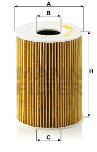 Масляный фильтр PORSCHE 911 (997) / PORSCHE CAYENNE (92A) / PORSCHE MACAN (95B) 2002-2017 г.