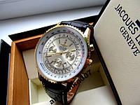 Модные кварцевые мужские часы BREITLING под ROLEX (Ролекс), календарь