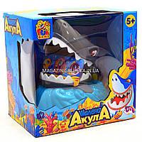 Настольная игра Fun Game шалена акула (бешеная акула) 7386