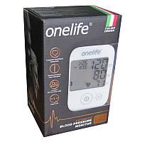 Тонометр Onelife L-1 ECO автоматический с манжетой Белый 917764320, КОД: 1332545