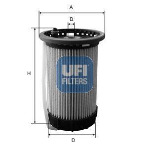 Топливный фильтр VW PASSAT (362) / VW PASSAT Variant (365) / VW TIGUAN (5N_) 2007-2018 г.