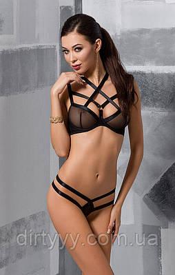 Сексуальный комплект - HAGAR SET Passion Exclusive, цвет: черный