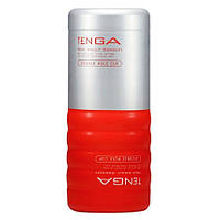 Мастурбатор Tenga Double Hole Cup, цвет: белый