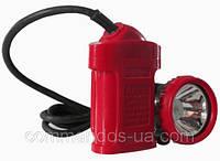 Современный профессиональный светодиодный шахтёрский фонарь, с навесным литий-ионным аккумулятором