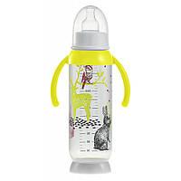 Бутылочка с ручками Beaba Bunny 330 мл, арт. 911574, КОД: 147052