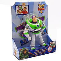 Фигурка Toy Story «История игрушек 4» Базз со звуковыми эффектами, 18 см (GGH41)