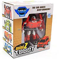 Трансформер Робот тобот miniZ арт.238