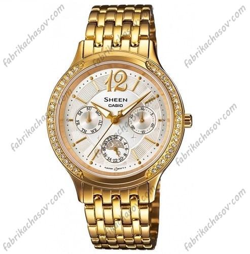 Часы CASIO SHE-3030GD-7AUER