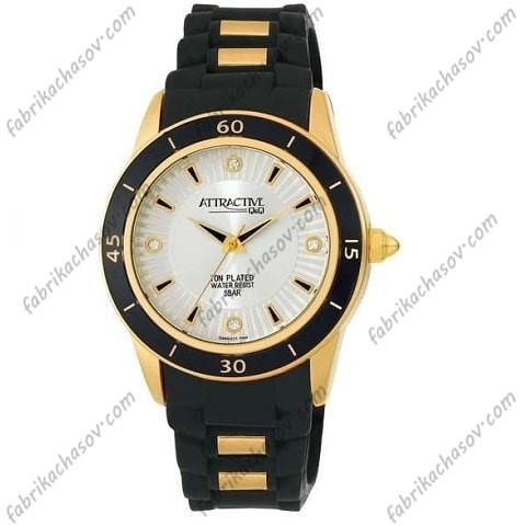 Женские часы Q&Q ATTRACTIVE DA43J111Y