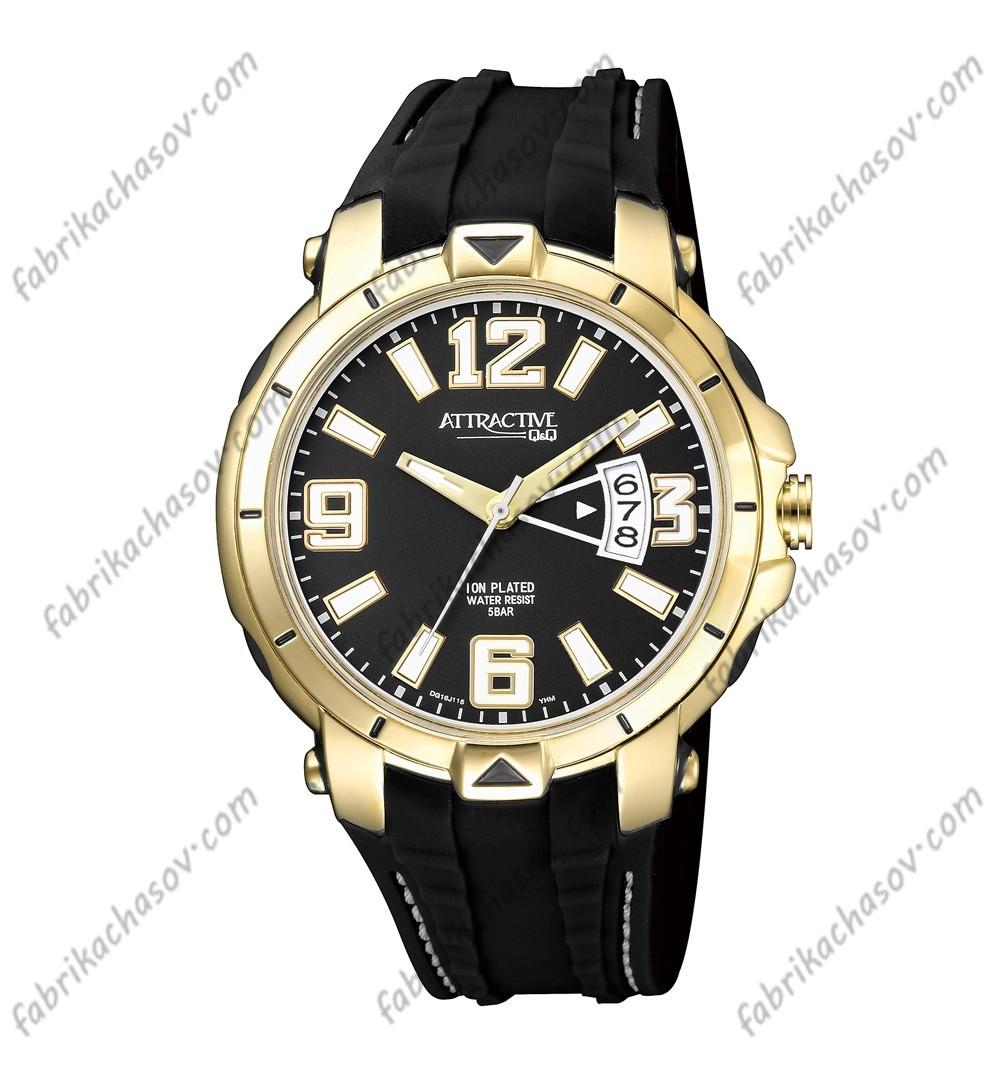 Мужские часы Q&Q ATTRACTIVE DG16J115Y