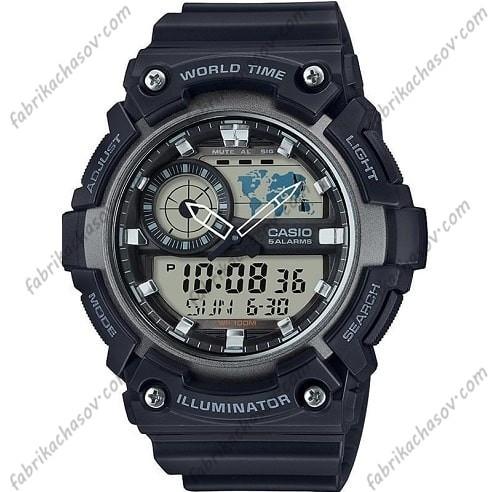 Часы Casio ILLUMINATOR AEQ-200W-1AVEF