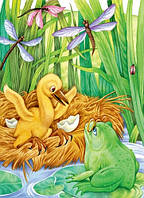 Улюблена книга дитинства. Пригоди журавлика Укр Ранок, фото 1