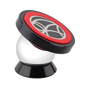 Магнитный автодержатель YOUFO UF-X для телефонов и планшетов Черный (mhyoufoufxbl)