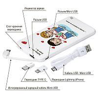 Зарядное устройство Love is, 5000 мАч (E505-22), фото 1