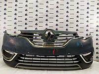Бампер передний Renault Espace V 5 Mk5 2014-