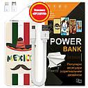 Внешний аккумулятор Мексиканец, 5000 мАч (E505-08), фото 6