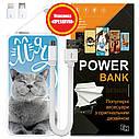 Мобильный аккумулятор Хитрый кот, 5000 мАч (E505-18), фото 6